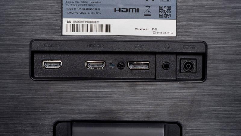 test monitor samsung u24e590d. Black Bedroom Furniture Sets. Home Design Ideas