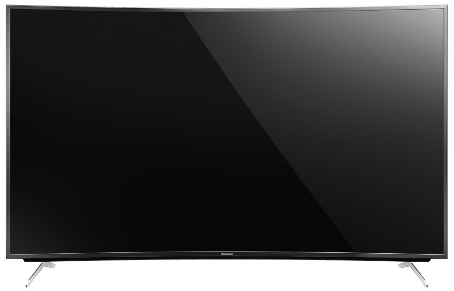 test tv panasonic tx 55crw734. Black Bedroom Furniture Sets. Home Design Ideas
