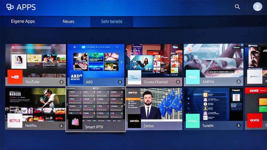 how to delete apps on samsung smart tv 2017