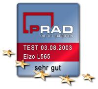 Testlogo EIZO L565