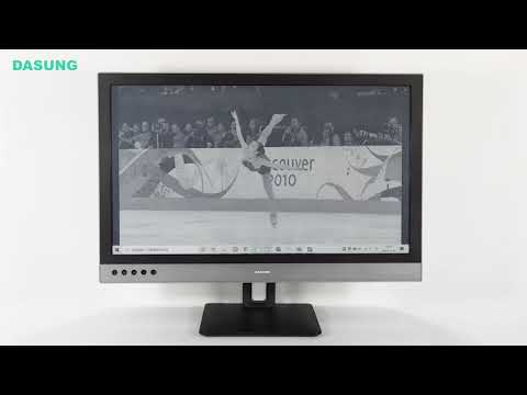 DASUNG Paperlike 253: The world first and largest E-ink Monitor