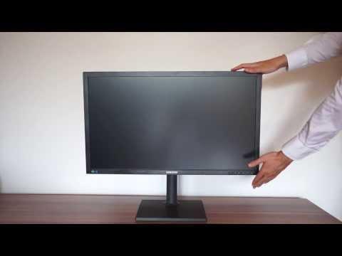 PRAD: Hands on Samsung S27C650D