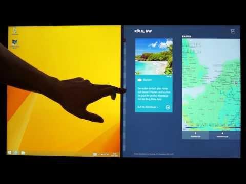 PRAD: Hands on Dell P2714T