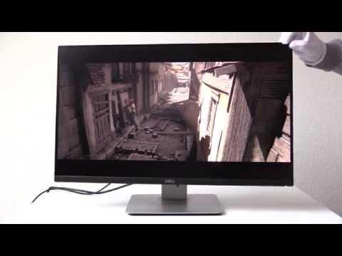 PRAD: Hands on Dell U2715H