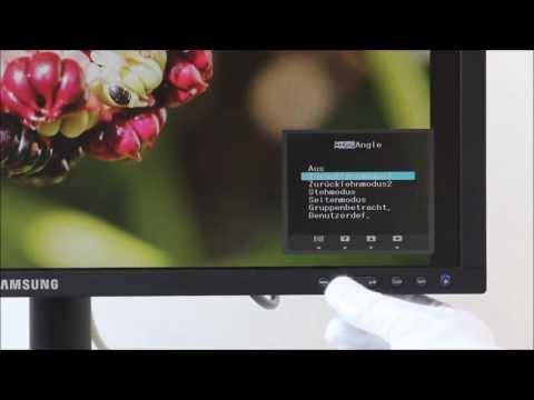 PRAD: Hands on Samsung S24C450MW