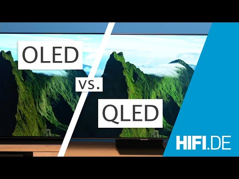 OLED vs. QLED: Was ist besser? HIFI.DE hat es für euch getestet!