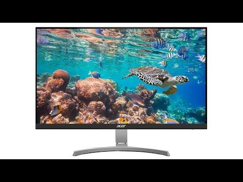 Design-Monitor Acer RC271U (Hands on)