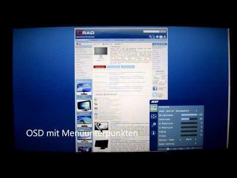 PRAD: Hands on Acer H236HLbmjd