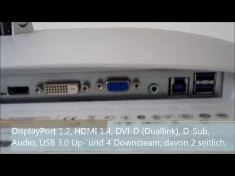 PRAD: Hands on Fujitsu P27T-7 LED
