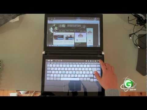 GIGA Tech - Acer Iconia Hands on (deutsch | german)