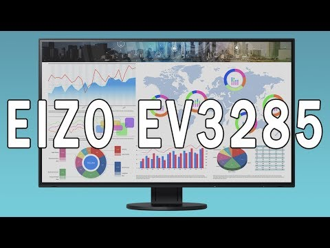 EIZO EV3285 - Premium 4K-Monitor