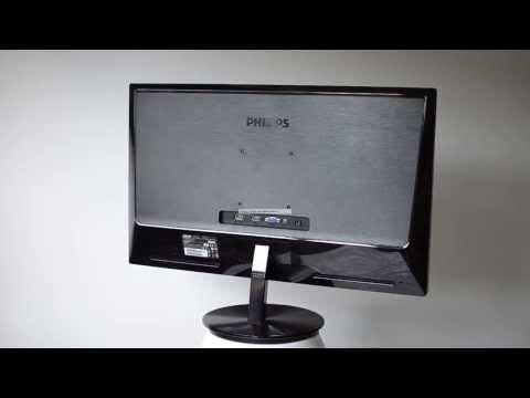 PRAD: Hands on Philips 274E5QHAB