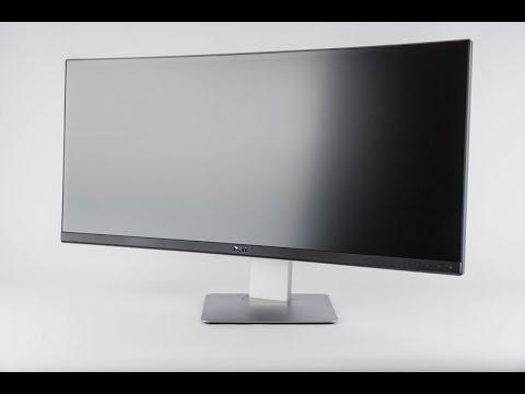 PRAD: Hands on Dell U3415W