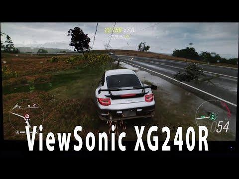 Hands on ViewSonic XG240R - neuer Gaming-Monitor