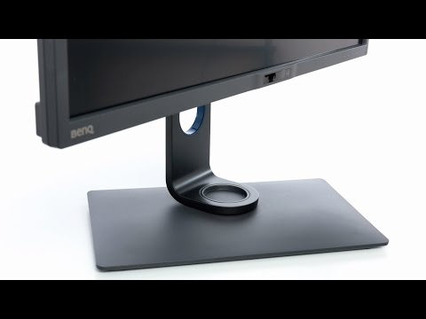 BenQ PD3200U 4K-Display für CAD/CAM, Animation sowie Video- und Bildbearbeitung (Hands on Video)