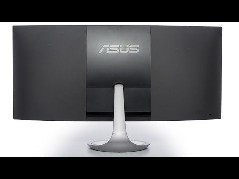 ASUS MX34VQ mit Qi-Wireless-Charge (Hands on)