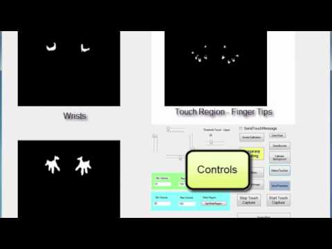 Extended MultiTouch: UIST 2012 - Demo Video