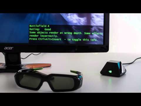 PRAD: Hands on Acer GN246HL