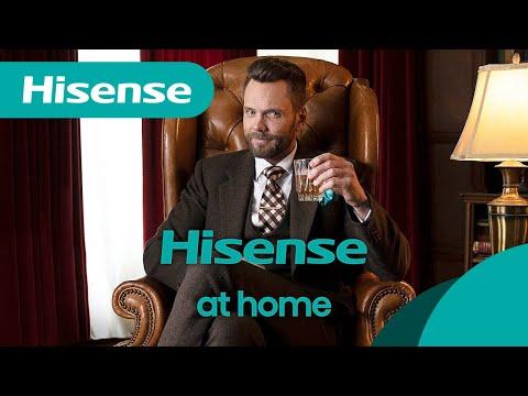 Hisense at Home   2021 TV Line Up