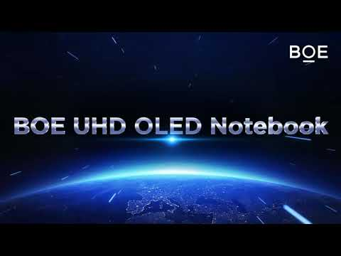 BOE demonstrates OLEDs for monitors and laptops at SID Displayweek 2020