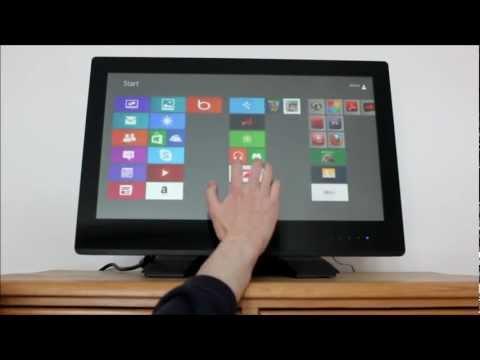 PRAD: Hands on ViewSonic TD2340