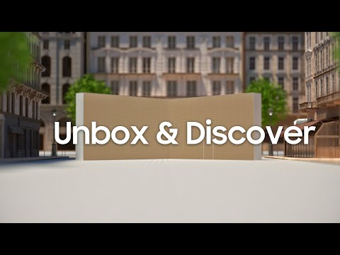 #UnboxAndDiscover Screens Redefined   Samsung