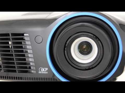 PRAD: Hands on InFocus IN8606HD (Heimkino Projektor)