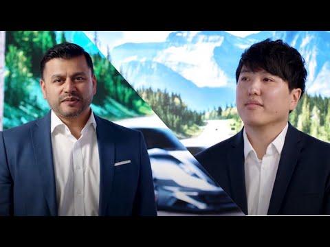 invidisXworld - Samsung The Wall für Business | Produktlaunch