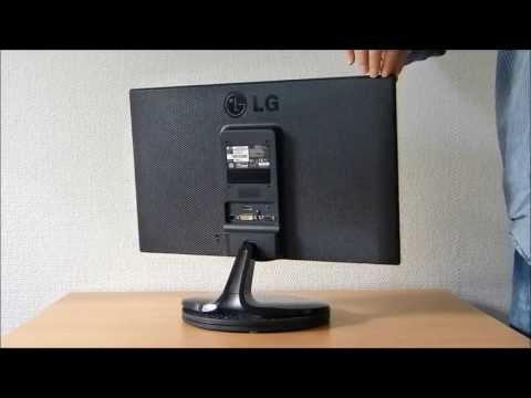 PRAD: Hands on LG Flatron 22EA63V