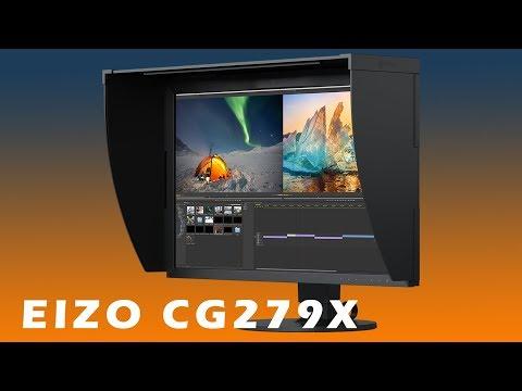 PRAD: Hands on EIZO CG279X