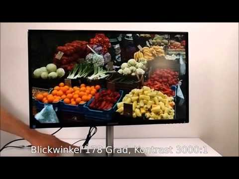 PRAD: Hands on Samsung S27C750P