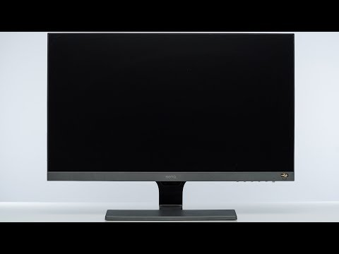 Video-Enjoyment-Monitor BenQ EW277HDR (Hands on)