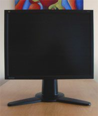 Viewsonic Vp211b Monitor Vp211b Hoch
