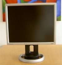Vision Magic T19ds Monitor T19ds Hoch Vorne