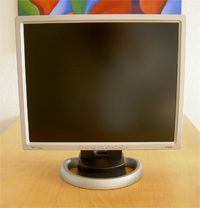 Vision Magic T19ds Monitor T19ds Tief Vorne