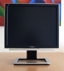Monitor Vx912 Front