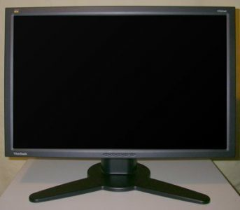 Viewsonic Vp231wb Monitor Viewsonic Vp231wb Frontseite