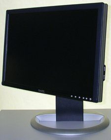 Dell 2005fpw Monitor Dell 2005fpw Dreh Links