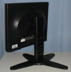 Viewsonic Vp930 Monitor Viewsonic Vp930 Drehung3