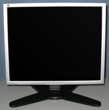 Viewsonic Vp930 Monitor Viewsonic Vp930 Frontseite