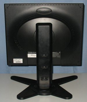 Viewsonic Vp930 Monitor Viewsonic Vp930 Rueckseite