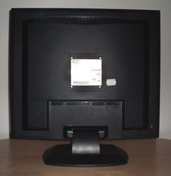 Amw M199d 8ms S Monitor Amw M199d Hinten
