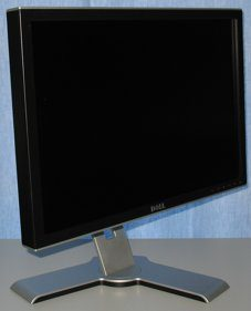 Dell 2007wfp Monitor Dell 2007wfp Schwenk Rechts