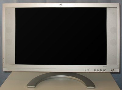 Hp Pavilion F2105 Monitor Hp F2105 Frontseite