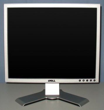 Dell 1907fp S Monitor Dell 1907fp Frontseite