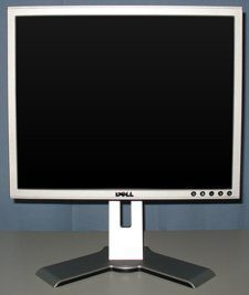 Dell 1907fp S Monitor Dell 1907fp Hoehe Max