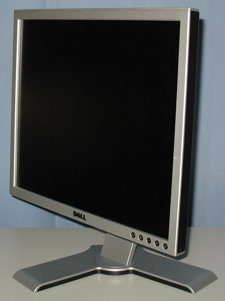 Dell 1907fp S Monitor Dell 1907fp Schwenk Links