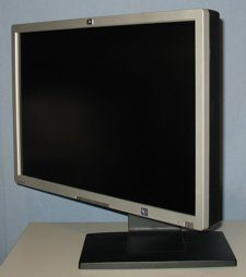 Hp Lp2465 Monitor Hp Lp2465 Schwenk Links