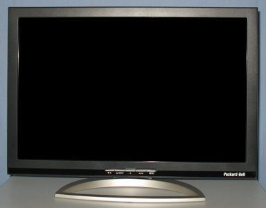 Packard Bell Maestro 220wdv Monitor Packard Bell Maestro 220wdv Frontseite