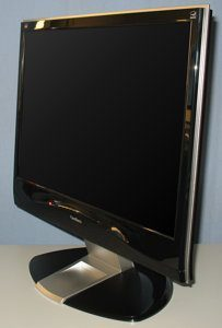 Viewsonic Vx2235wm Monitor Viewsonic Vx2235wm Frontansicht Schraeg